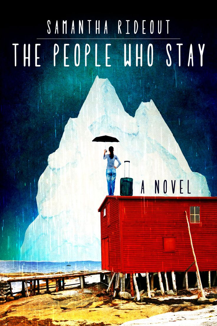 The People Who Stay, by Samantha Rideout (Flanker Press) https://www.flankerpress.com/product/the-people-who-stay/