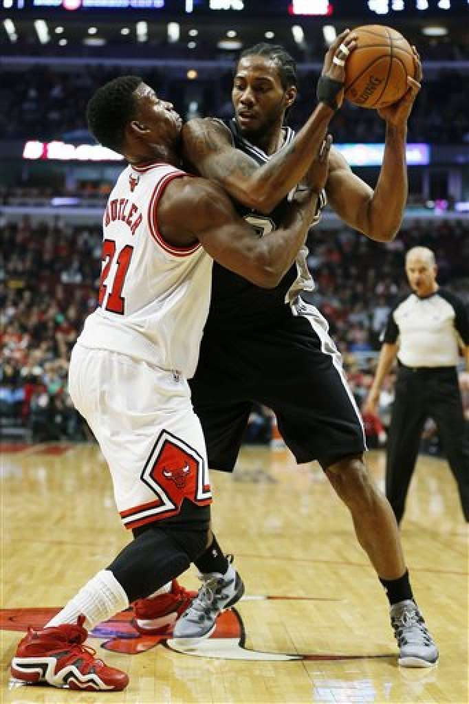 Dec. 25 - Spurs vs. Bulls, 4 p.m.A Christmas Day matinee against Jimmy Butler, Dwyane Wade and the Bulls. Grab some nog, keep the PJs on, and watch some good hoops. Photo: Andrew Nelles, AP / FR170974 AP