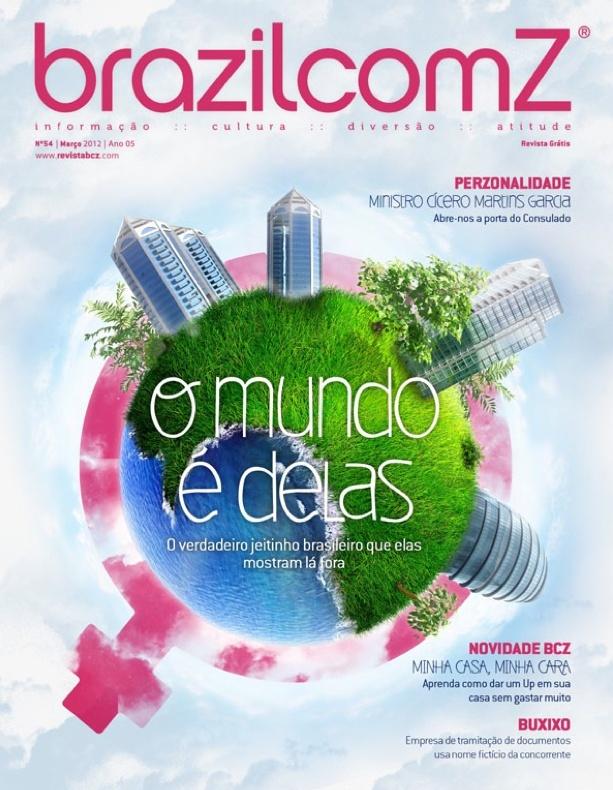 Revista Brazil com Z - MAR/12