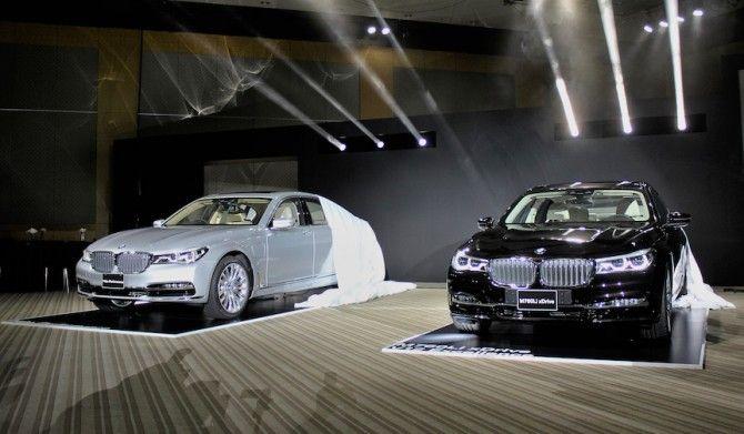 BMW 7シリーズにMパフォーマンスとPHVを追加導入BMW