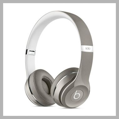 Beats Solo 2 Luxe Edition - Silver - Price History