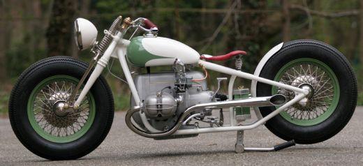 "Regular Stuff Owner: Mark ""Duckman"" van der Kwaak Bike Name: Cadbike 33, the BMW Bobber City/State:Leiden, the Netherlands Engine Year: 1976 Make: BMW Model: R90S Displacement: 900 cc Builder or Re…"
