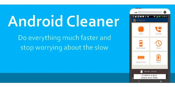 Android Cleaner - Android App Source Code