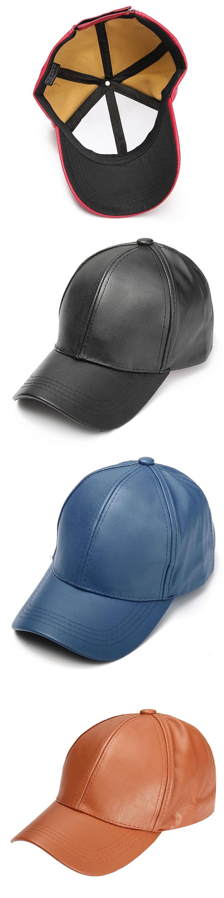 best 25+ leather baseball cap ideas on pinterest | trucker hats