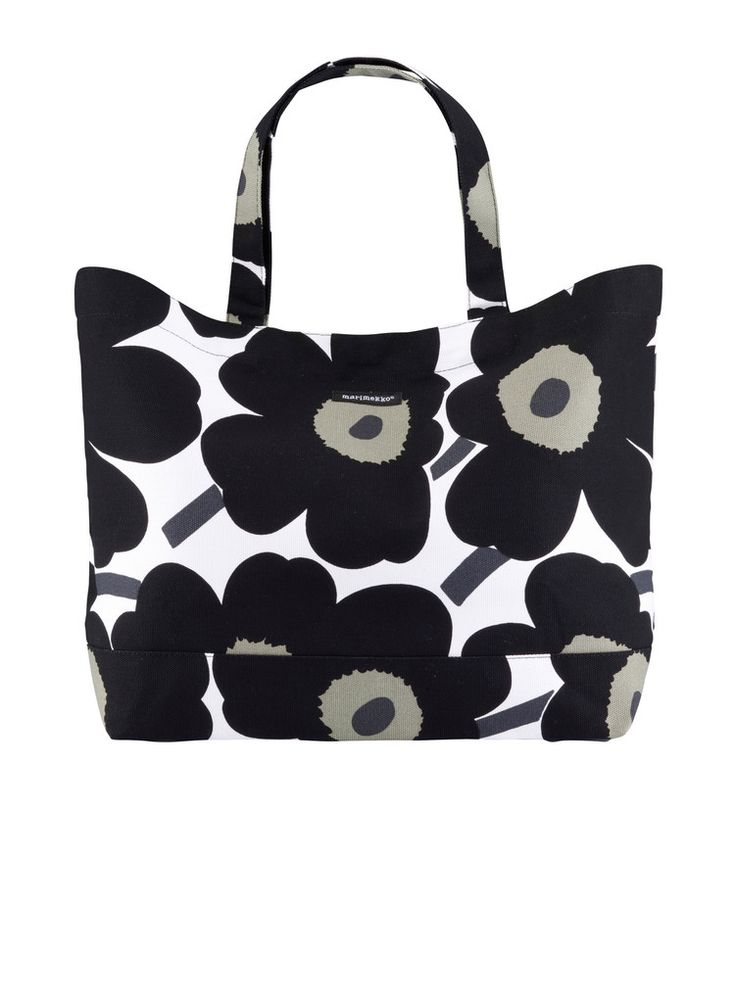PIENI UNIKKO BAG WHITE/BLACK 030