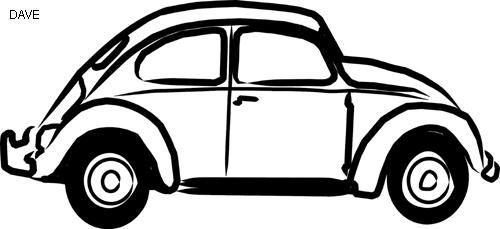 Desenho De Fusca: 521 Best Ideas About VW Beetle Drawings On Pinterest
