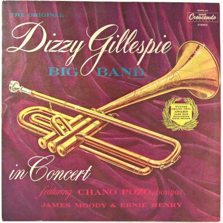 Dizzy Gillespie Big Band - In Concert