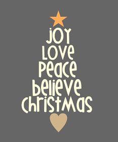 Peace Love Joy Quotes Beauteous Christmas Quotes Peace Love Joy Picture