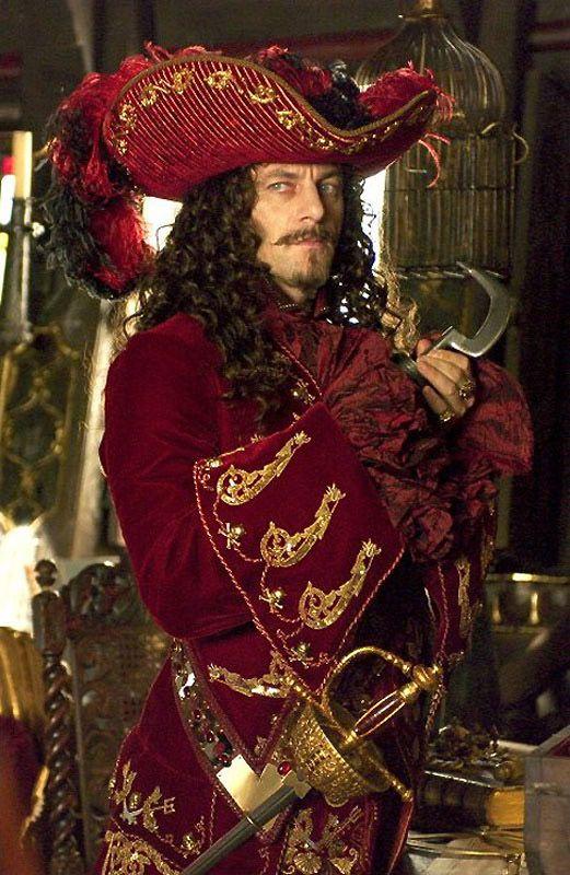 Captain James Hook