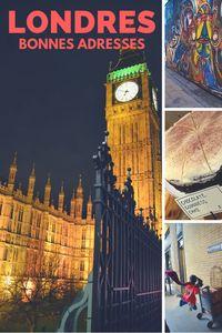 Mes bonnes adresses à Londres à prix doux et budget maîtrisé ! Qu'attendez-vous ?