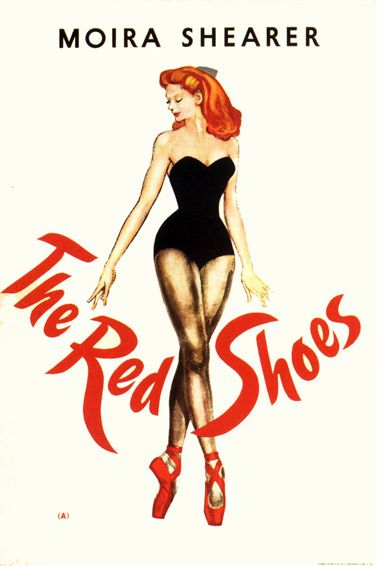 The Red Shoes: The Red Shoes Film, Movie Tv Books, Favourit Film, Red Shoes 1948, Film Posters, Movie Books, Favorite Movie, Ballet, Movie Tv Music Books