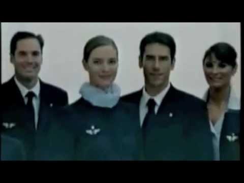 Air France Flight Safety Video