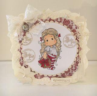 Heidis kortlagingsblogg: Merry Christmas Tilda