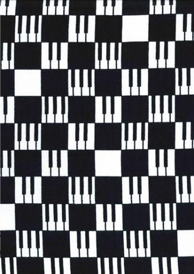 市松模様とピアノ市松: 手ぬぐいの通販『たのしくらし.