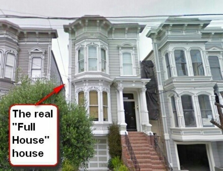 The Full House House Looooove Pinterest