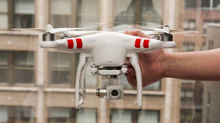 DJI Phantom 2 Vision+ makes it easier to grab smooth aerial video, photos