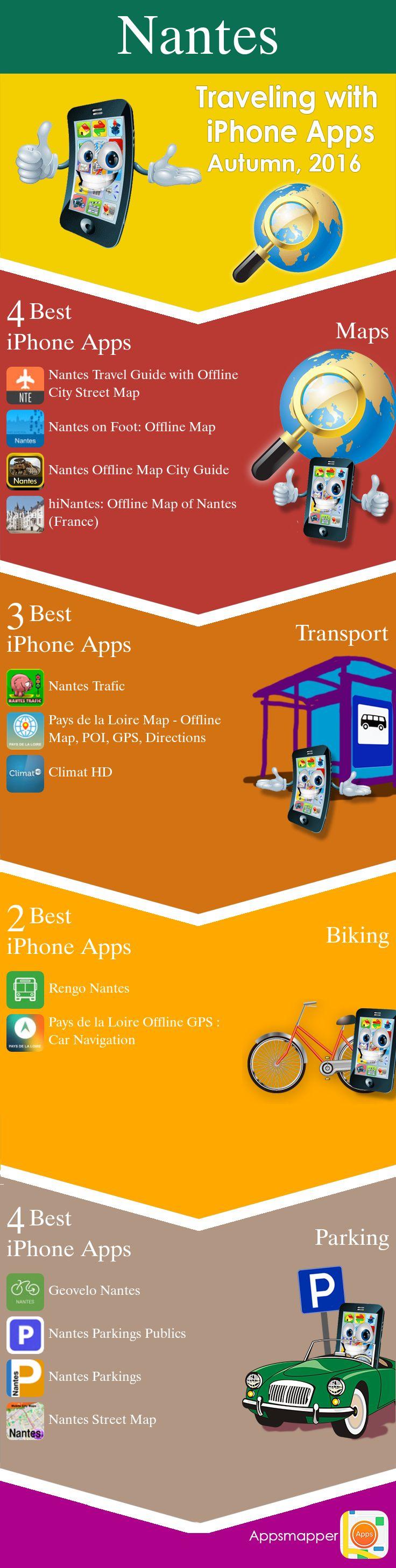 Art color nantes horaires - Nantes Iphone Apps Travel Guides Maps Transportation Biking Museums Parking