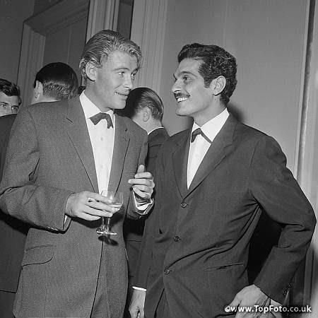 Peter otoole omar sharif gay