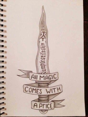 Rumple's dagger