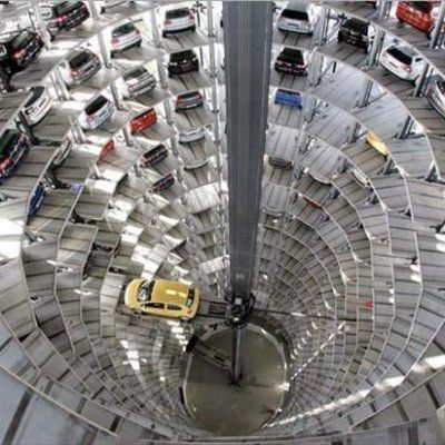 Tower Car Parking System