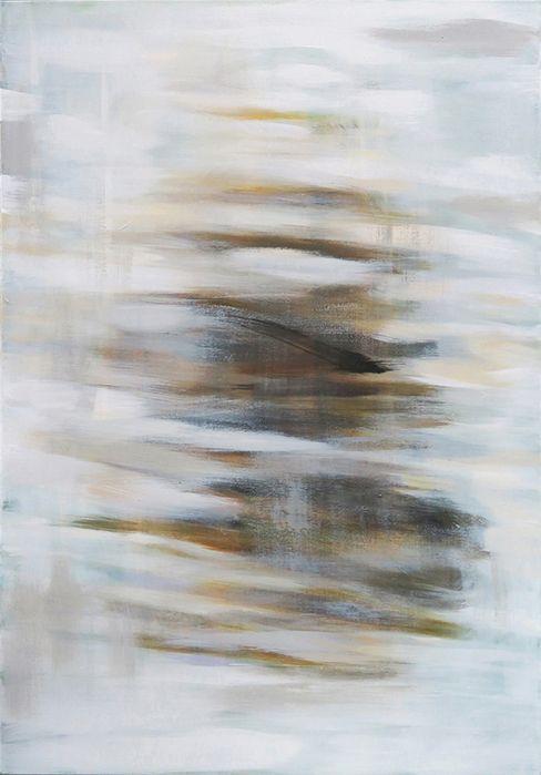 Archipelago, oil on canvas, 75x54cm