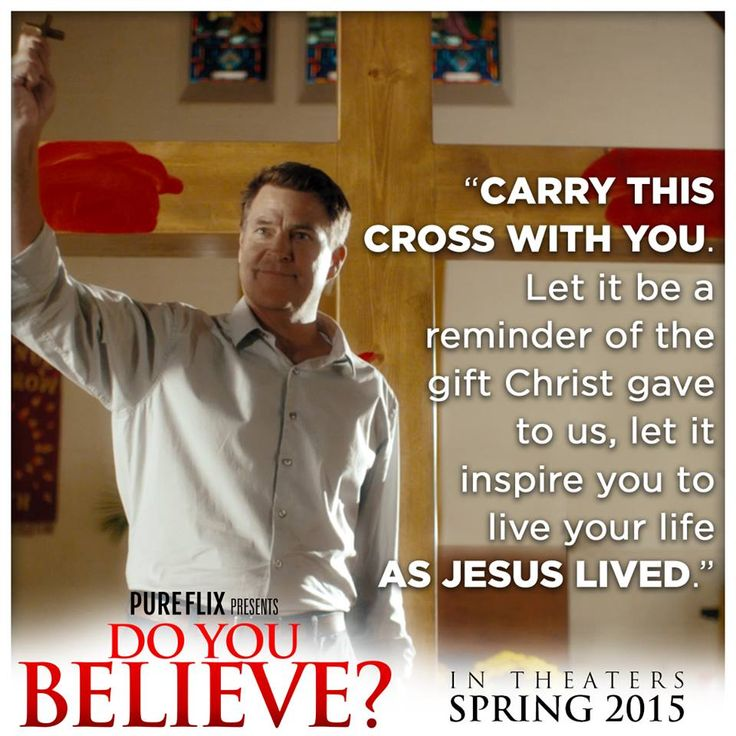 Do You Believe? - Christian Movie/Film Pure Flix - Banner 9