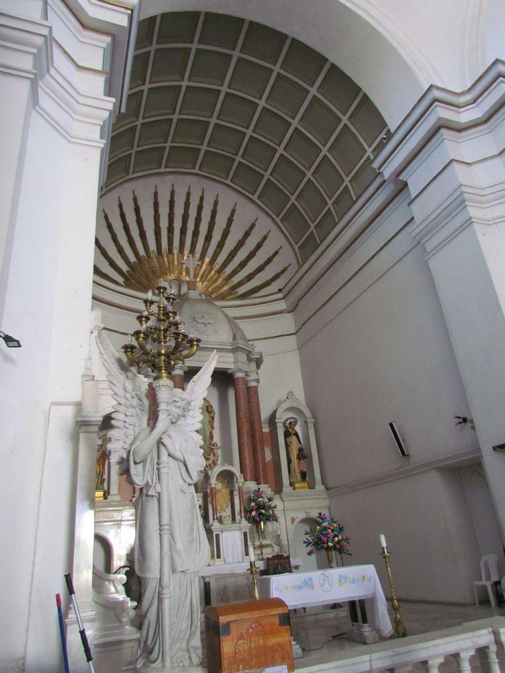 Iglesia de Santa Marta, Colombia