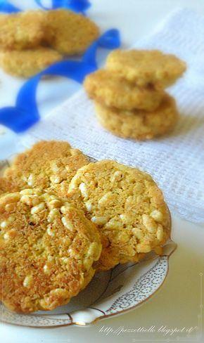 Blog | Ricette | Biscotti con riso soffiato e fiocchi d'avena | Sarchio - prodotti Biologici, alimenti Senza Glutine e Integratori Alimentari