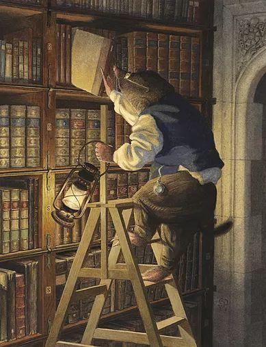 Night-Time Reading