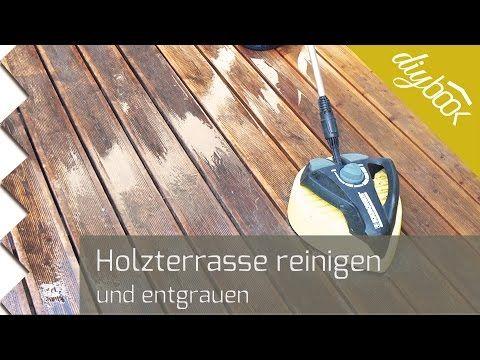 Wie neu: Gartenmöbel OHNE SCHLEIFEN aufbereiten! - YouTube