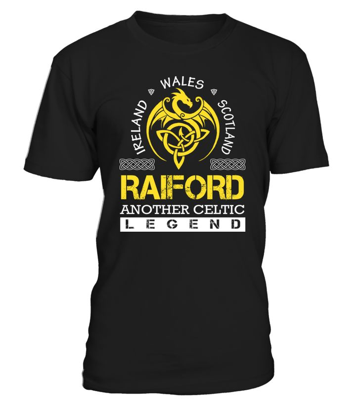 RAIFORD Another Celtic Legend #Raiford