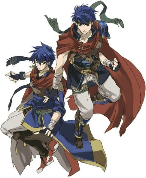 Ike: Path of Radiance and Radiant Dawn