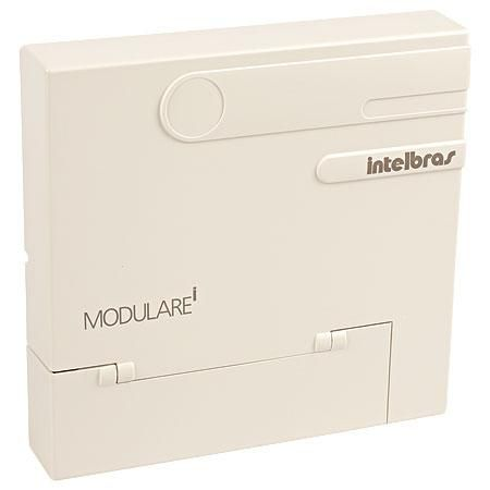 Micro Central Pabx Modulare I 2 Troncos e 4 Ramais - Intelbras  http://www.mreletro.khia.com.br/