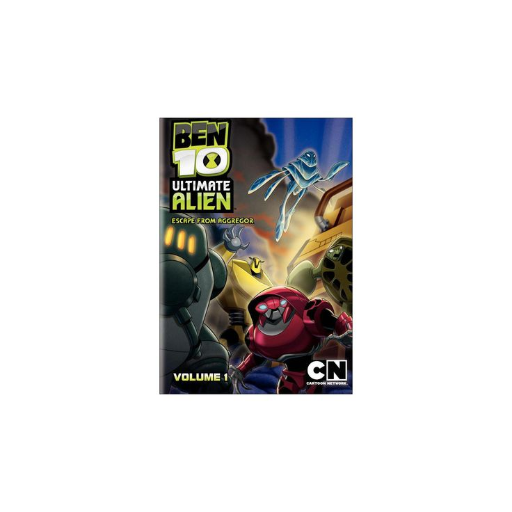 Ben 10 ultimate alien:Volume 1 (Dvd)