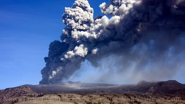 One lava field eruption just emitted more climate change aerosols than all 28 European countries COMBINED – NaturalNews.com