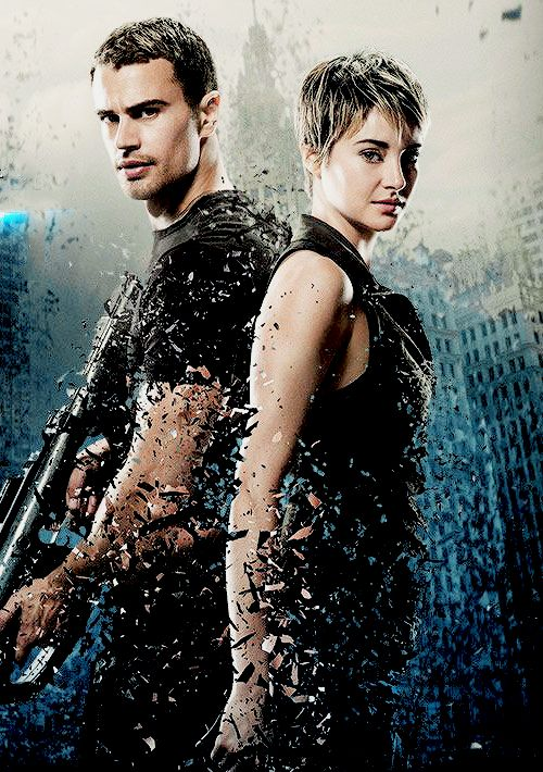 Saw insurgent...  It was good... BUT ALLEGIANT WILL BE SO MESSES UP NOW!!