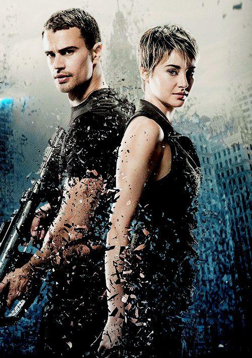 New 'Insurgent' poster #divergent #insurgent #allegiant