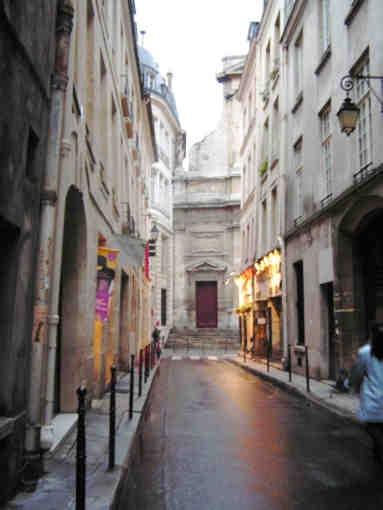 Le Marais I miss you