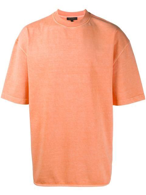 Купить Yeezy свободная футболка Season 3 в Browns from the world's best independent boutiques at farfetch.com. 400 бутиков, 1 адрес. .