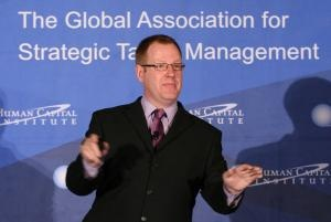 Matthew Jeffery, EMEA Head of Talent Acquisition and Global Talent Brand at Autodesk, Inc., shared insights on social media recruiting and employment branding in the first keynote session at the 2012 Strategic Talent Acquisition Conference in New York, NY.