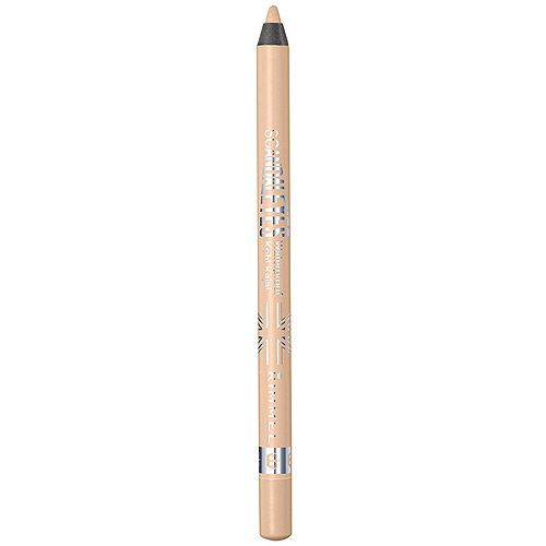 Rimmel Scandaleyes Waterproof Kohl Eyeliner  great for bottom waterline to make u look awake in the mornings