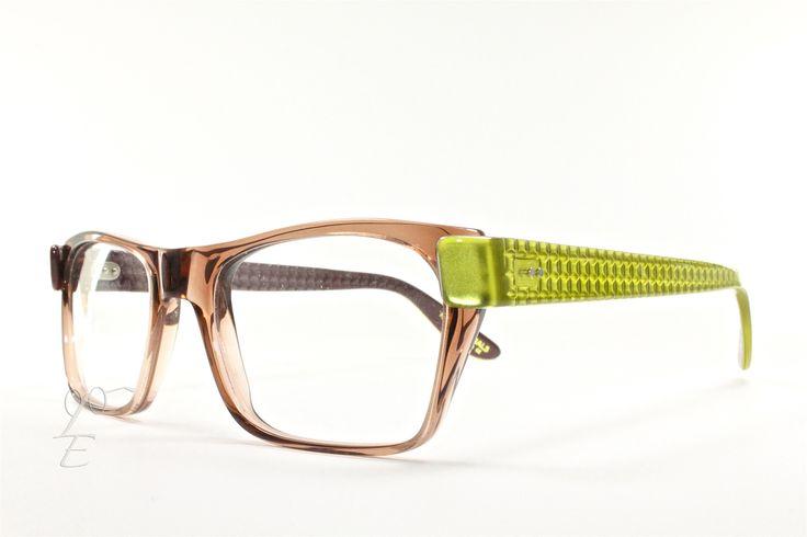 Dusty | Kirk Originals Sculpture Collection | Acrylic Eyeglasses