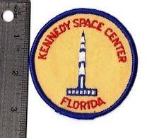 Vintage Kennedy Space Center Patch (NASA Space Program)