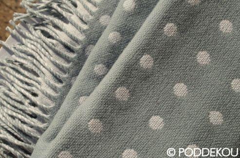 Bodkovaná deka