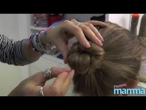 Come fare lo chignon da ballerina - YouTube