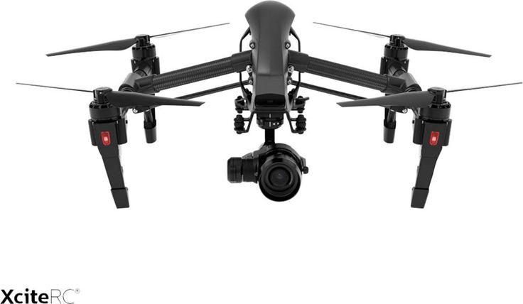 DJI Inspire 1 Pro Quadrocopter RtF Kameraflug, Profi, GPS-Funktion