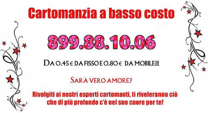 Cartomanzia e tarocchi Cartomanzia a basso costo Cartomanzia con carta di credito Cartomanzia con paypal
