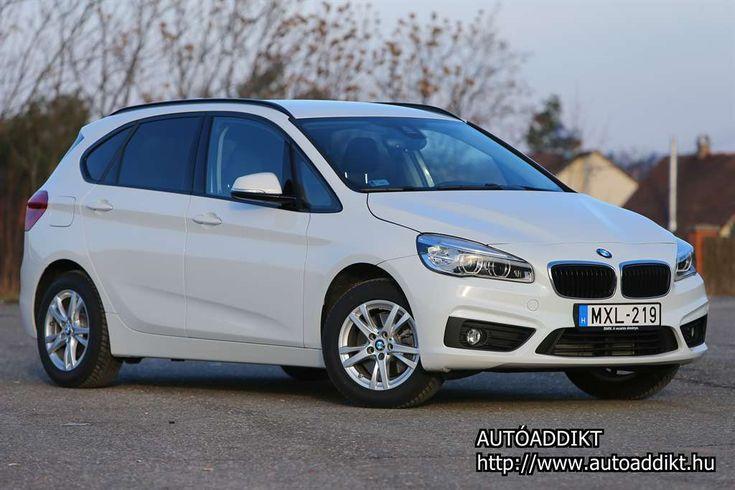 [TESZT] BMW 218i Active Tourer – ahol a prémium és praktikum találkozik - autoaddikt.hu