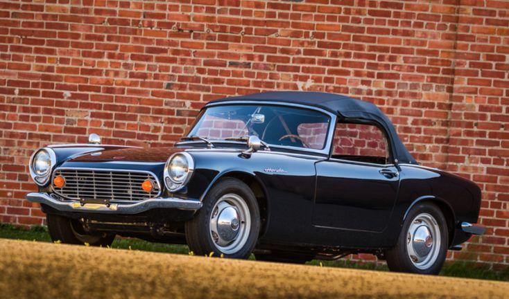Restored 1965 Honda S600   Bring a Trailer