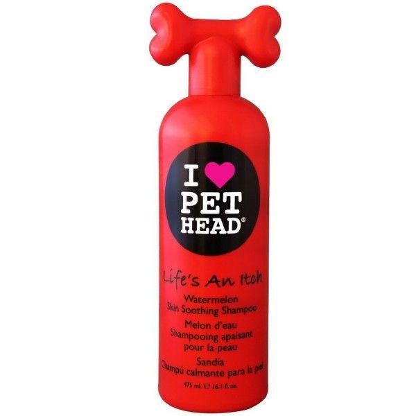 Pet Head Life S An Itch Soothing Shampoo Dog Shampoo Shampoo Dog Food Online